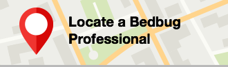 Locate a Bedbug Professional